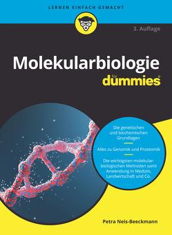 Molekularbiologie für Dummies von Neis-Beeckmann,  Petra
