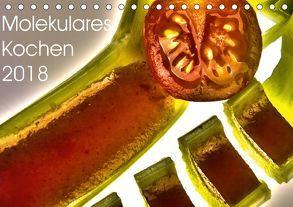 Molekulares Kochen 2018 (Tischkalender 2018 DIN A5 quer) von Heiligenstein,  Marc