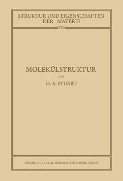 Molekülstruktur von Stuart,  Herbert Arthur