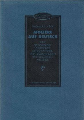 Molière auf Deutsch von Keck,  Thomas A