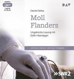 Moll Flanders von Defoe,  Daniel, Erler,  Martha, Heerdegen,  Edith