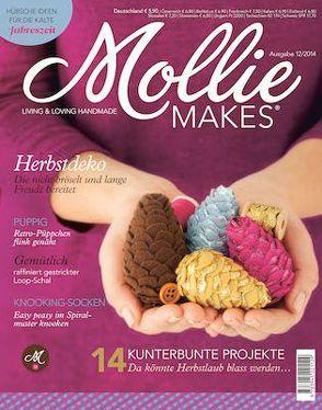 Mollie MAKES – Ausgabe 12/2014