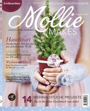 Mollie MAKES – Ausgabe 13/2014
