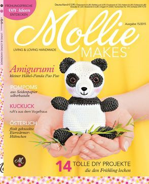 Mollie MAKES / Ausgabe Nr. 15