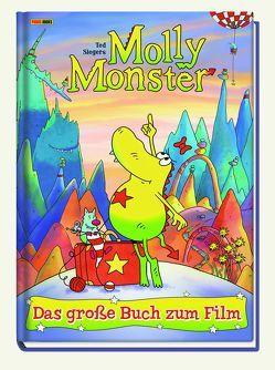 Molly Monster- Das große Buch zum Film von Siegers,  Ted