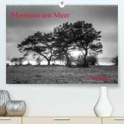 Momente am Meer Jens Hennig (Premium, hochwertiger DIN A2 Wandkalender 2021, Kunstdruck in Hochglanz) von Hennig,  Jens