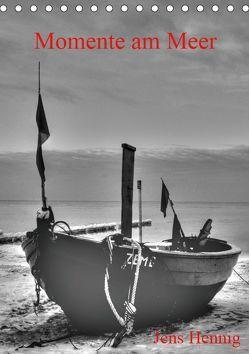 Momente am Meer – Jens Hennig (Tischkalender 2019 DIN A5 hoch) von Hennig,  Jens