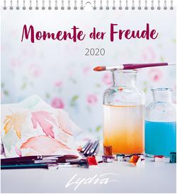 Momente der Freude 2020 – Postkartenkalender