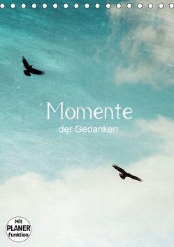 Momente der Gedanken (Tischkalender 2018 DIN A5 hoch) von Wasinger,  Renate