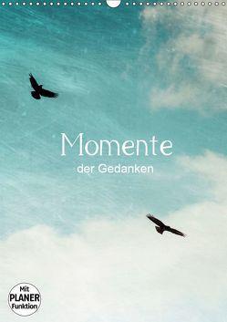 Momente der Gedanken (Wandkalender 2019 DIN A3 hoch) von Wasinger,  Renate
