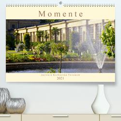 Momente der Vergänglichkeit (Premium, hochwertiger DIN A2 Wandkalender 2021, Kunstdruck in Hochglanz) von Katharina Tessnow,  Antonia