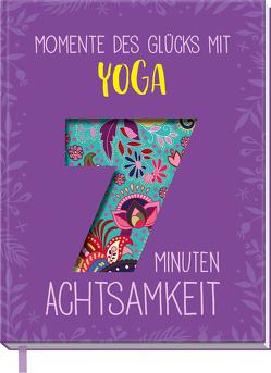 Momente des Glücks mit Yoga von Scheidt,  Inga