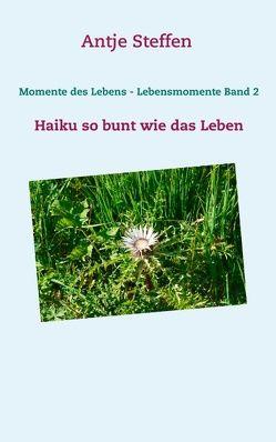 Momente des Lebens – Lebensmomente Band 2 von Steffen,  Antje