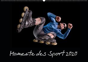 Momente des Sport (Wandkalender 2020 DIN A2 quer) von Schurr,  Stefan