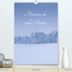 Momente des stillen Winters (Premium, hochwertiger DIN A2 Wandkalender 2020, Kunstdruck in Hochglanz) von Wasinger,  Renate