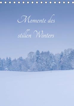 Momente des stillen Winters (Tischkalender 2019 DIN A5 hoch) von Wasinger,  Renate
