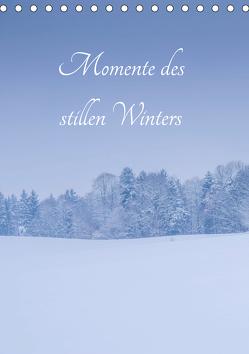 Momente des stillen Winters (Tischkalender 2020 DIN A5 hoch) von Wasinger,  Renate