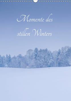 Momente des stillen Winters (Wandkalender 2019 DIN A3 hoch) von Wasinger,  Renate