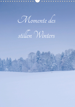 Momente des stillen Winters (Wandkalender 2020 DIN A3 hoch) von Wasinger,  Renate