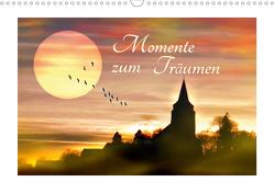 Momente zum Träumen (Wandkalender 2021 DIN A3 quer) von LAAKE,  VERA