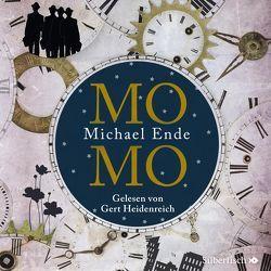 Momo – Jubiläumsausgabe von Ende,  Michael, Heidenreich,  Gert