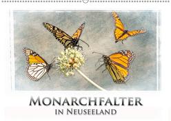 Monarchfalter in Neuseeland (Wandkalender 2019 DIN A2 quer) von Bort,  Gundis