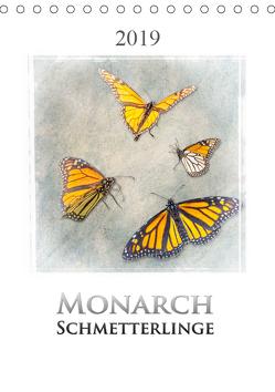 Monarchschmetterlinge (Tischkalender 2019 DIN A5 hoch) von Bort,  Gundis