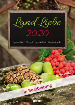Monatskalender Landliebe 2020
