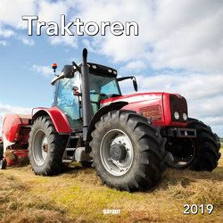 Monatskalender Traktor 2019