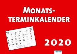 Monatsterminer 2020