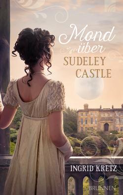 Mond über Sudeley Castle von Kretz,  Ingrid