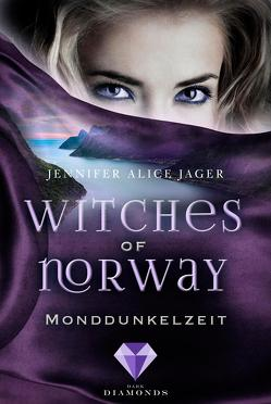 Witches of Norway 3: Monddunkelzeit von Jager,  Jennifer Alice