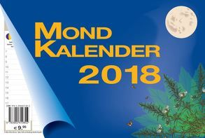 Mondkalender 2018 von Neuhold,  Manfred
