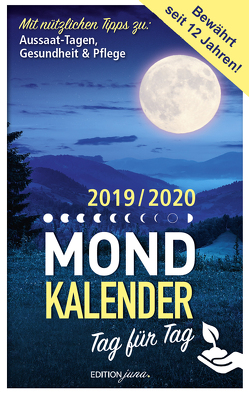 Mondkalender 2019/2020 von Himberg,  Alexa, Roderich,  Jörg