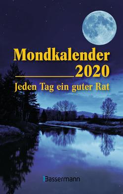 Mondkalender 2020 von Hengstberger,  Dorothea