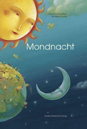 Mondnacht von Ceccoli,  Nicoletta, Goldner,  Yvonne