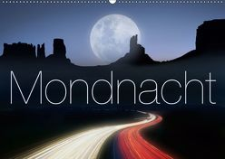 Mondnacht (Wandkalender 2019 DIN A2 quer) von Nägele F.R.P.S.,  Edmund