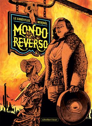 Mondo Reverso von Bertail,  Dominique, Le Gouëfflec,  Arnaud