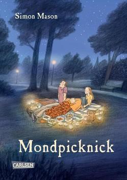 Mondpicknick von Bean,  Gerda, Mason,  Simon