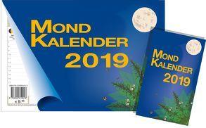 Mondpultkalender 2019 von Neuhold,  Manfred