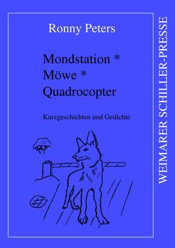 Mondstation * Möwe * Quadrocopter von Peters,  Ronny