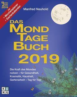 MondTageBuch 2019 von Neuhold,  Manfred