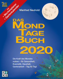 MondTageBuch 2020 von Neuhold,  Manfred