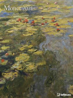 Monet 2021 – Kunst-Kalender – Poster-Kalender – 48×64 von Monet,  Claude