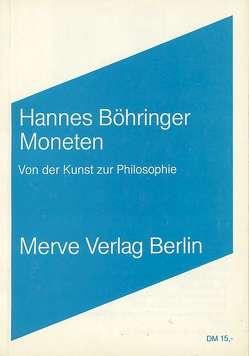 Moneten von Böhringer,  Hannes