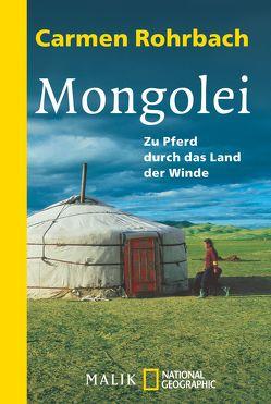 Mongolei von Rohrbach,  Carmen