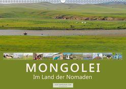 Mongolei Im Land der Nomaden (Wandkalender 2019 DIN A3 quer) von Tappeiner,  Kurt