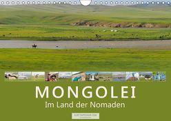 Mongolei Im Land der Nomaden (Wandkalender 2019 DIN A4 quer) von Tappeiner,  Kurt