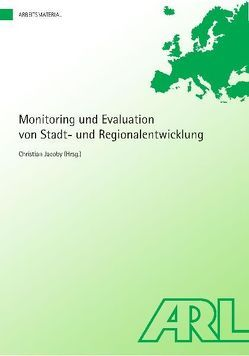 Monitoring und Evaluation von Stadt- und Regionalentwicklung von Jacoby,  Christian