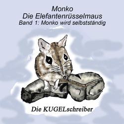 Monko – Die Elefantenrüsselmaus von Ebert,  Gertraud